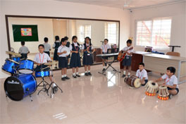 Music Learning classes
